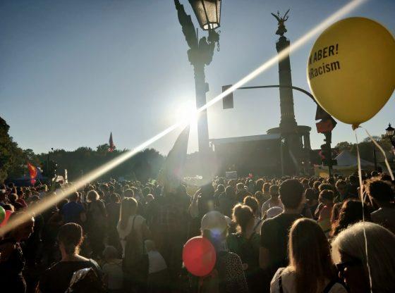 #unteilbar-Demo, 13. Oktober 2018 in Berlin (miska/flickr)