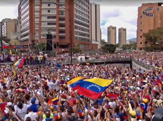 Foto Vezuela Protest Wikipedia