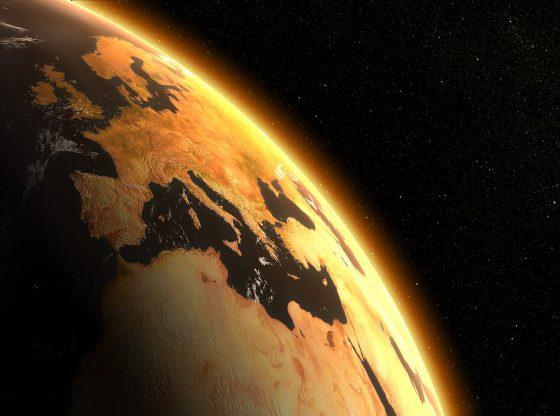 Bild Erde Klimawandel (Pixabay)
