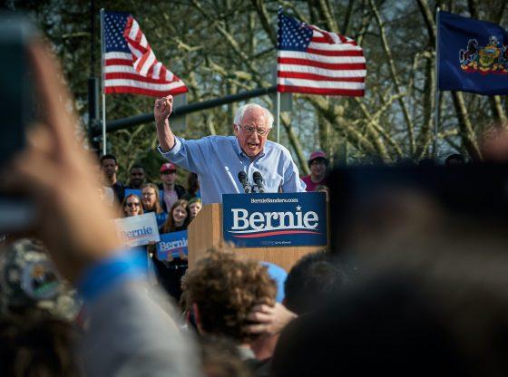 Photo Bernie Sanders by Vidar Nordli-Mathisen on Unsplash