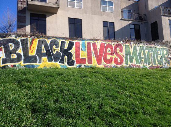 Black Lives Matter Grafitti (pixabay)