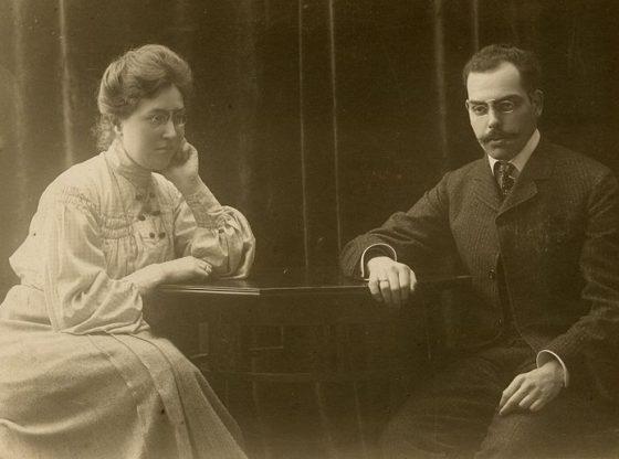Bild Rudolf und Margarete Hilferding