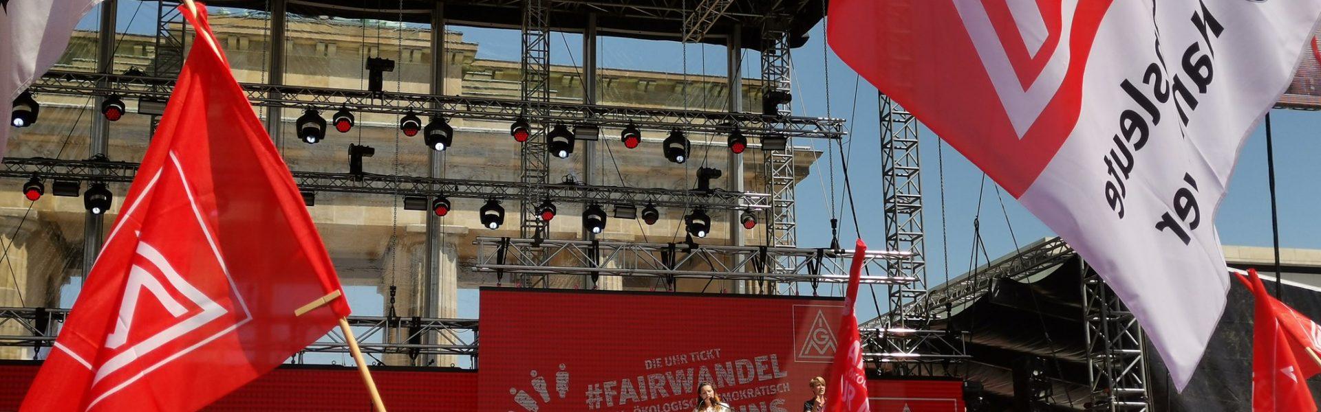 Fairwandel Demo in Berlin (flickr)