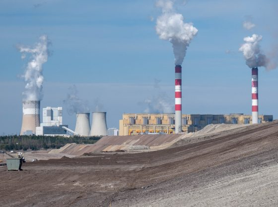 PGE Bełchatów power plant and coal mine (Foto: flickr CC BY 2.0)